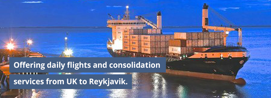 Icelandic Sea and Air Freight Services | Pelican Cargo